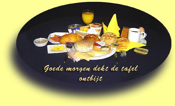Goedemorgen ontbijtservice